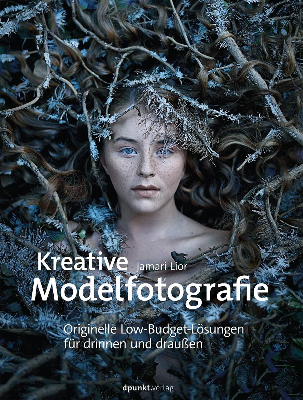 Kreative Modelfotografie | Lior, 2016 | Buch (Cover)