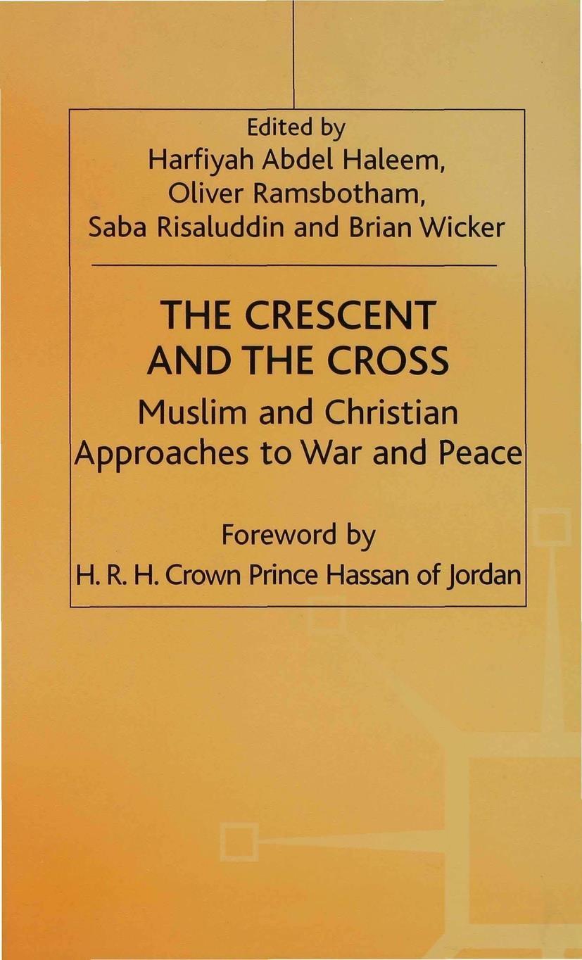 Abbildung von Ramsbotham / Risaluddin / Wicker / Harifyah | The Crescent and the Cross | 1998 | 1998