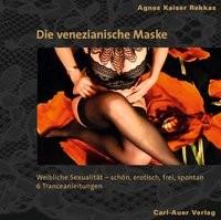 Die venezianische Maske | Kaiser Rekkas, 2016 (Cover)