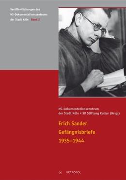 Abbildung von SK Stiftung Kultur | Erich Sander | 1. Auflage | 2016 | beck-shop.de