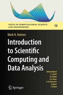 Abbildung von Holmes | Introduction to Scientific Computing and Data Analysis | 1st ed. 2016 | 2016 | 13