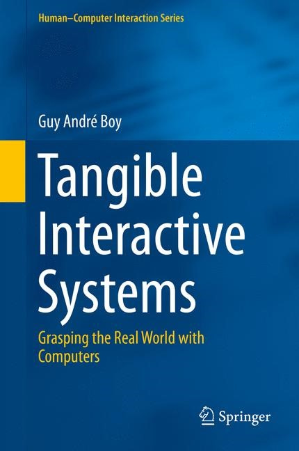 Tangible Interactive Systems | Boy | 1st ed. 2016, 2016 | Buch (Cover)