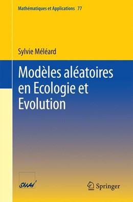 Abbildung von Méléard | Modèles aléatoires en Ecologie et Evolution | 1ère éd. 2016 | 2016 | 77