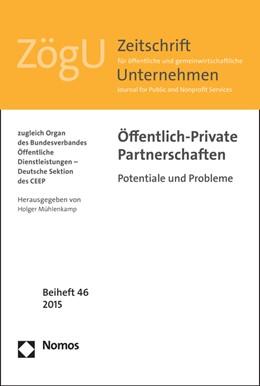 Abbildung von Mühlenkamp | Öffentlich-Private Partnerschaften | 2016 | Potentiale und Probleme