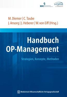 Abbildung von Diemer / Taube | Handbuch OP-Management | 1. Auflage | 2016 | beck-shop.de