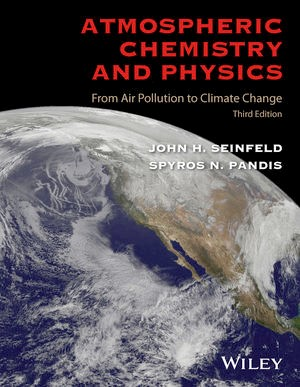 Abbildung von Seinfeld / Pandis | Atmospheric Chemistry and Physics | 2016