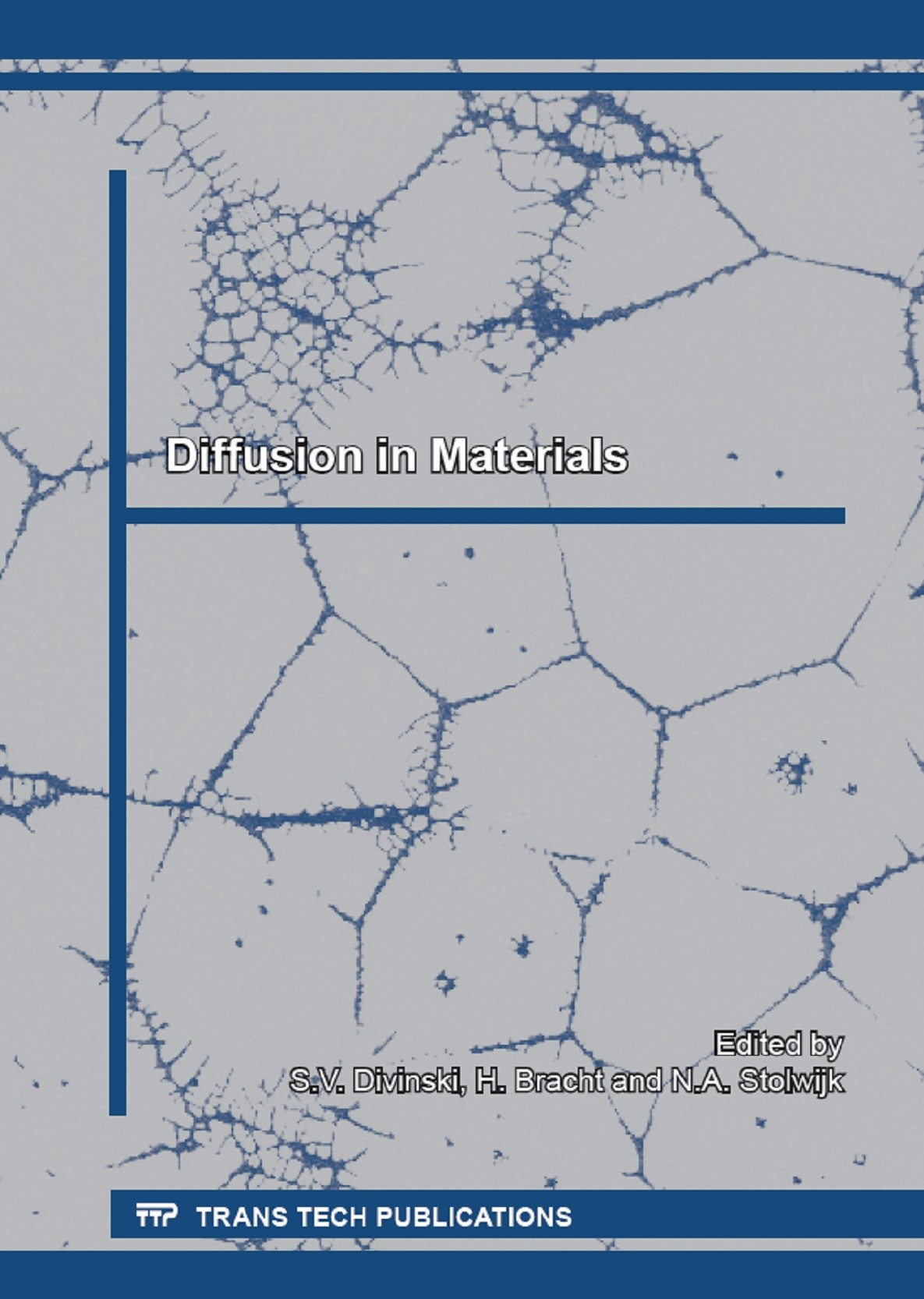Abbildung von Divinski | Diffusion in Materials | 2015