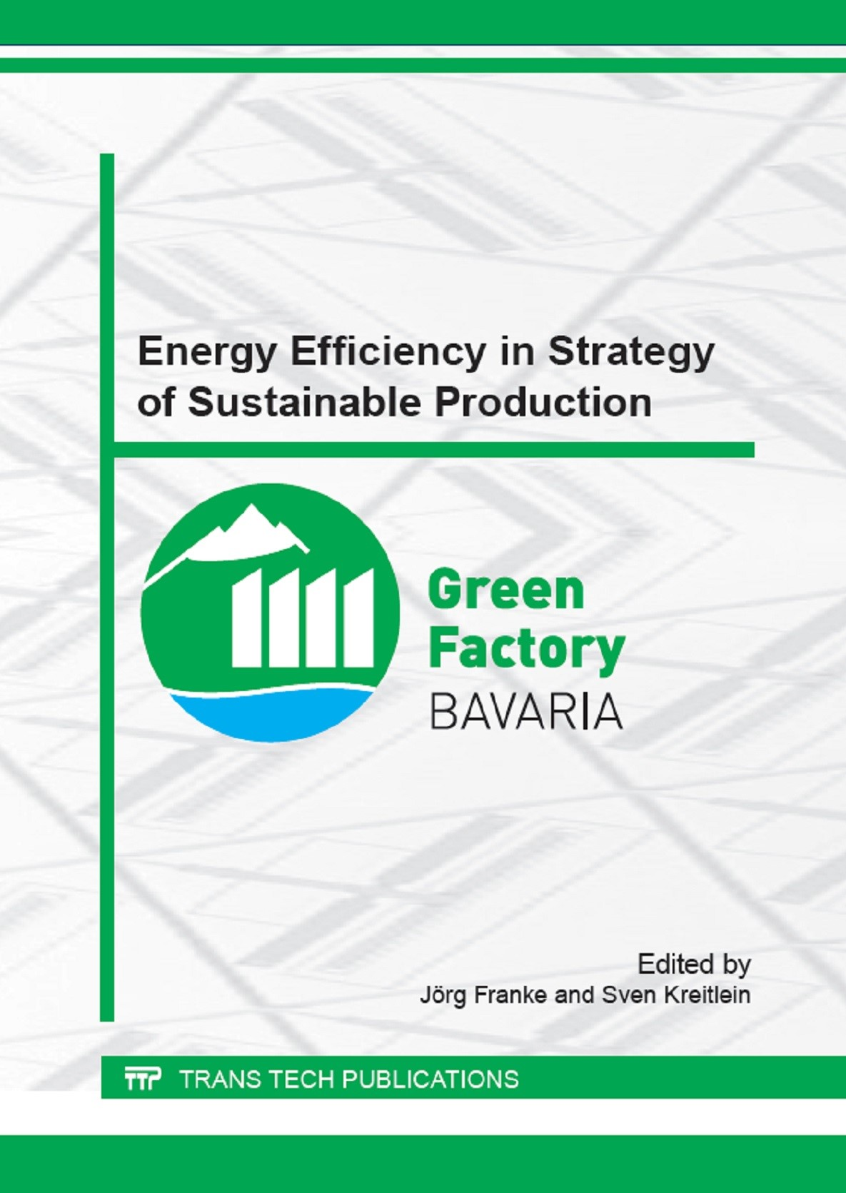 Abbildung von Franke | Energy Efficiency in Strategy of Sustainable Production | 2015
