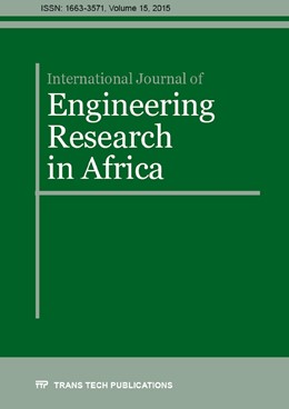 Abbildung von International Journal of Engineering Research in Africa Vol. 15 | 15. Auflage | 2015 | Volume 15 | beck-shop.de