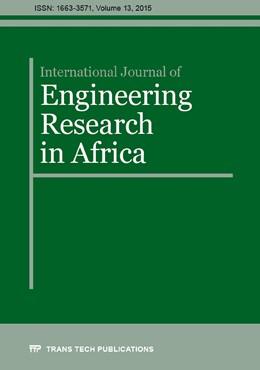 Abbildung von International Journal of Engineering Research in Africa Vol. 13   13. Auflage   2014   Volume 13   beck-shop.de