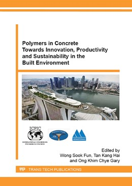 Abbildung von Wong / Tan / Ong | Polymers in Concrete Towards Innovation, Productivity and Sustainability in the Built Environment | 2015 | Collection of selected, peer r... | Volume 1129