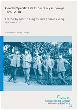 Abbildung von Dinges / Weigl | Gender-Specific Life Expectancy in Europe 1850–2010 | 1. Auflage | 2016 | beck-shop.de