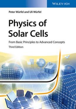 Abbildung von Würfel | Physics of Solar Cells | 2016 | From Basic Principles to Advan...