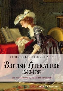 Abbildung von DeMaria | British Literature 1640-1789 | 4. Auflage | 2016 | beck-shop.de