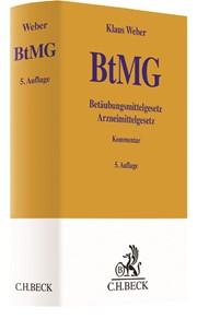 Weber BtMG 5. Aufl.
