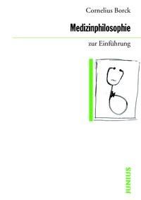Medizinphilosophie zur Einführung | Borck, 2016 | Buch (Cover)