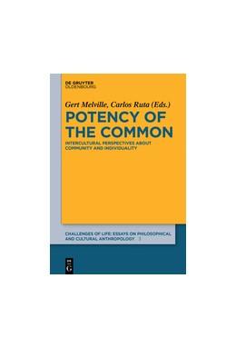 Abbildung von Melville / Ruta | Potency of the Common | 2016 | Intercultural Perspectives abo... | 3