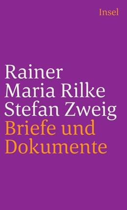Abbildung von Prater / Rilke / Zweig | Rainer Maria Rilke und Stefan Zweig in Briefen und Dokumenten | 2017