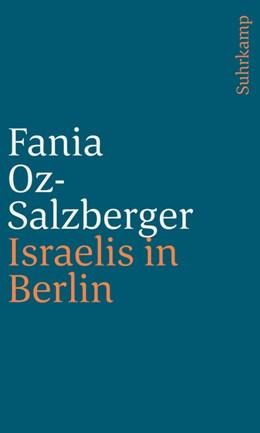 Abbildung von Oz-Salzberger | Israelis in Berlin | 1. Auflage | 2016 | beck-shop.de