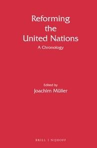 Abbildung von Mueller | Reforming the United Nations | 2016