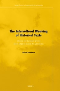 Abbildung von Standaert | The Intercultural Weaving of Historical Texts | 2016