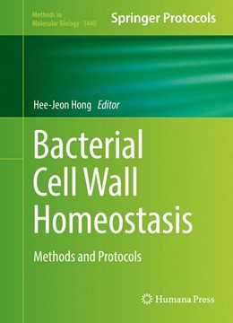 Abbildung von Hong | Bacterial Cell Wall Homeostasis | 1st ed. 2016 | 2016 | Methods and Protocols | 1440