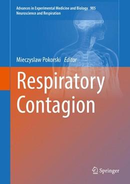 Abbildung von Pokorski | Respiratory Contagion | 1st ed. 2016 | 2016