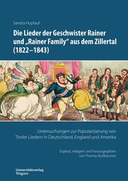 Abbildung von Hupfauf / Nußbaumer   Die Lieder der Geschwister Rainer und