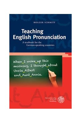 Abbildung von Schmitt   Teaching English Pronunciation   2016   A textbook for the German-spea...