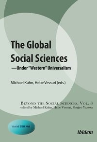 Abbildung von Kuhn / Vessuri | The Global Social Sciences | 2016