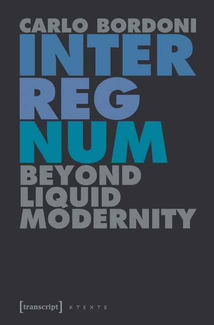 Interregnum   Bordoni, 2016   Buch (Cover)