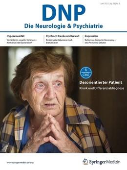 Abbildung von DNP - Der Neurologe und Psychiater | 20. Jahrgang | 2019
