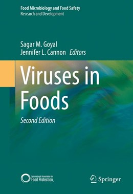 Abbildung von Goyal / Cannon | Viruses in Foods | 2. Auflage | 2016 | beck-shop.de