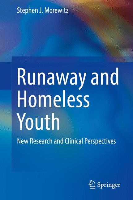 Runaway and Homeless Youth | Morewitz | 1st ed. 2016, 2016 | Buch (Cover)