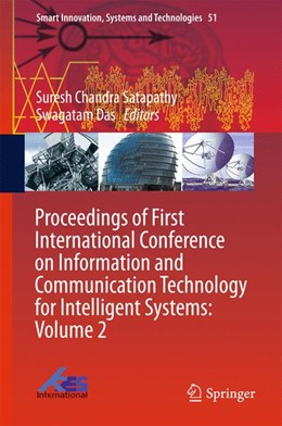 Abbildung von Satapathy / Das | Proceedings of First International Conference on Information and Communication Technology for Intelligent Systems: Volume 2 | 1st ed. 2016 | 2016 | 51