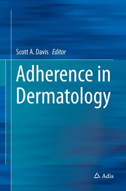 Abbildung von Davis   Adherence in Dermatology   1. Auflage   2016   beck-shop.de