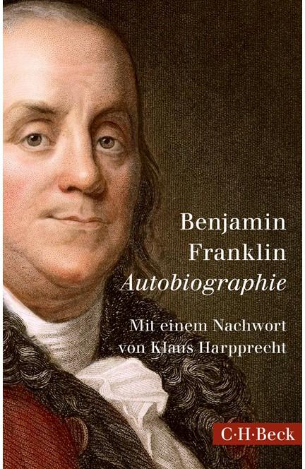 Cover: Benjamin Franklin, Autobiographie