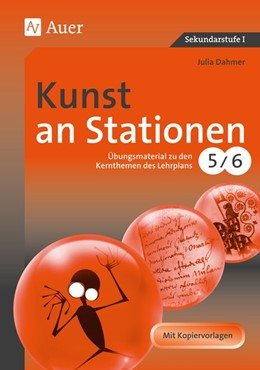 Abbildung von Dahmer | Kunst an Stationen 5/6 | 4. Auflage | 2016 | beck-shop.de