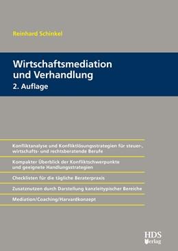 Abbildung von Schinkel | Wirtschaftsmediation und Verhandlung | 2., erweiterte Auflage | 2016