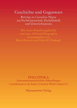 Abbildung von Dunsch / Prokoph | Geschichte und Gegenwart | 1. Auflage | 2015 | beck-shop.de