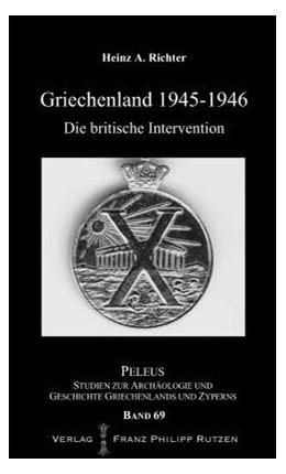 Abbildung von Richter | Griechenland 1945-46 | 2016 | Die britische Intervention