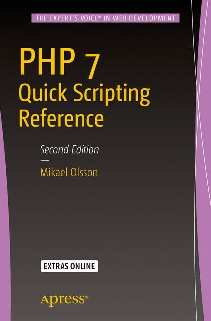 PHP 7 Quick Scripting Reference | Olsson, 2016 | Buch (Cover)
