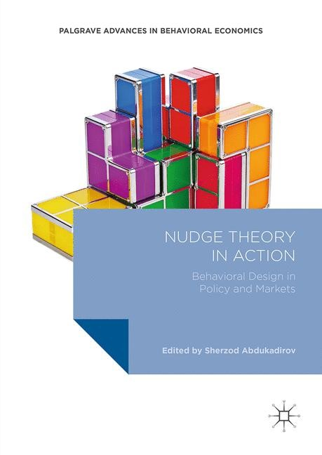 Nudge Theory in Action | Abdukadirov | 1st ed. 2016, 2016 | Buch (Cover)