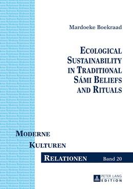 Abbildung von Boekraad | Ecological Sustainability in Traditional Sámi Beliefs and Rituals | 2016 | 20