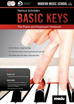 Abbildung von Schröder | Basic Keys | | The Piano And Keyboard Textboo...