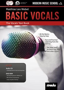 Abbildung von Webel | Basic Vocals | 1. Auflage | | beck-shop.de
