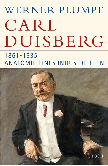 Cover: Werner Plumpe, Carl Duisberg