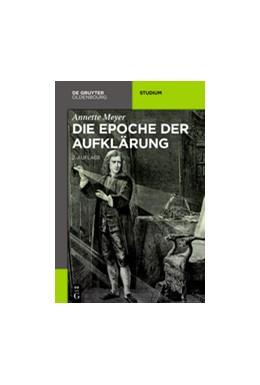 Abbildung von Meyer | Die Epoche der Aufklärung | 2nd edition | 2017