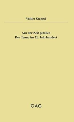 Abbildung von Stanzel | Aus der Zeit gefallen | 1. Auflage | 2016 | beck-shop.de