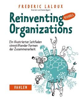 Abbildung von Laloux   Reinventing Organizations visuell   1. Auflage   2017   beck-shop.de